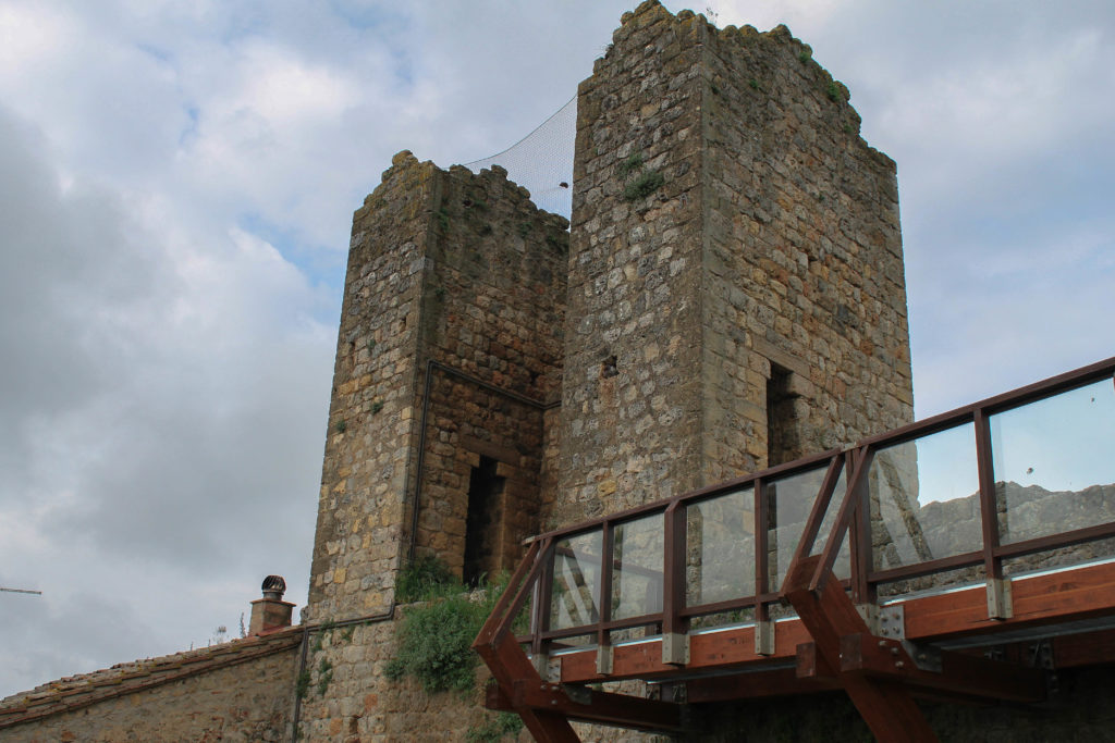 onteriggioni-old-tower